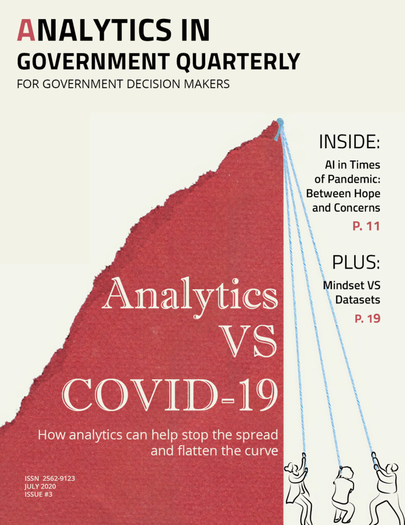 "How ""Analytics"" can help stop the spread of ""Covid-19 pandemic"" and flatten the curve"